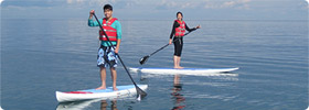 Stand Up Paddleboard Beginner Classes