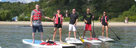 Toronto Stand Up Paddleboard Classes