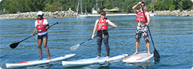 Stand Up Paddleboard Group Lessons