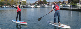 Stand Up Paddleboard Private Lessons